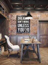 wall art for home office. Wall Art Industrial Home Office Interior Design Inspiration For
