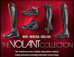 Ariat Volant Boot Size Chart The Horse Junkie Riding Technology Ariat Volant Boots
