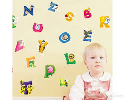 alphabet sticker learning to read with