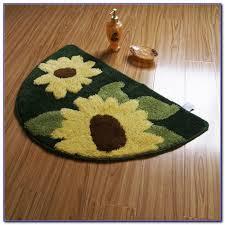 semi circle hearth rugs uk