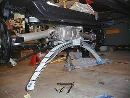 motors c4 corvette leaf spring