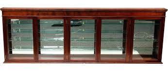 large display cabinets image 1 large wood glass wall display cabinet large vintage display cabinets large display cabinets
