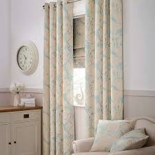 Dunelm Mill Kitchen Curtains Duck Egg Songbird Lined Eyelet Curtains Dunelm Main Bedroom