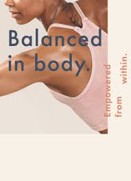 balanced in body empowered from within