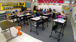 standing desk for school.  Desk Marin County School Nixes Sedentary Education With Standing Desks For  Students  CBS San Francisco Inside Desk I