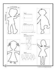 4907abfd890acfce7ee0897276a3a926 paper chains paper chain dolls paper doll chain with a boy and girl make pinterest around on fortune teller paper template