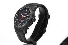 Momo Design Titanium Watch Momo Design Black Titanium Gmt