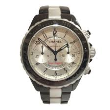 chanel j12 superleggera chronograph h1624 mens vintage watch chanel j12 superleggera chronograph h1624 mens vintage watch