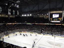 Angel Of The Winds Arena Everett Silvertips Stadium Journey
