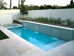 Fiberglass Swimming Pool Designs Interesting Inspiration Ideas