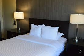 best western grant park hotel newly renovated guest room featuring a queen bed