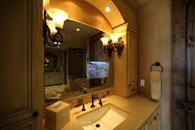 Bathroom Tv Mirror Diy Behind Ideas Designs – buildmuscle