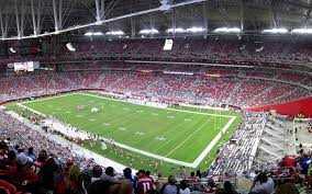 Arizona Cardinals Seating Chart Map Seatgeek