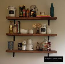 Rustic Kitchen Shelving Rustic Design Pottery Barn Kitchen Island Andrea Outloud