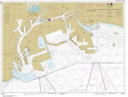 Amazon Com Maphouse Noaa Chart 18751 Los Angeles Long