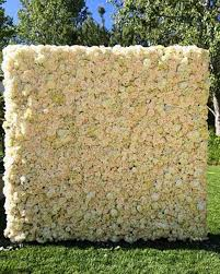 kardashian flower wall