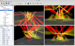 Theatrical Lighting Design Software Free Stage Lighting Design Cad Software Collection