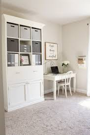 Chic home office Feminine Rustic Chic Home Office Reveal Angela Marie Made Rustic Chic Home Office Reveal Angela Marie Made