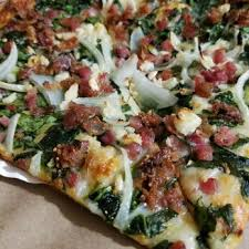 photo of hawaii kai s boston style pizza honolulu hi united states carbonara
