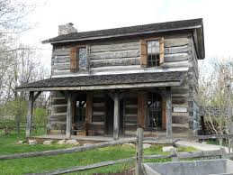 philip harshman house circa 1803 1807