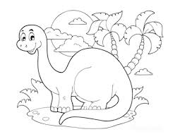 I do not know but in any case, they are always a nice subject to color ! 128 Best Dinosaur Coloring Pages Free Printables For Kids
