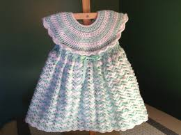 Crochet Baby Dress Pattern Magnificent Design Ideas
