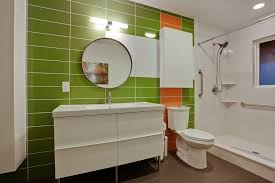 best mid century modern bathroom vanity traditional with about lighting designs mid century modern bathroom lighting e43