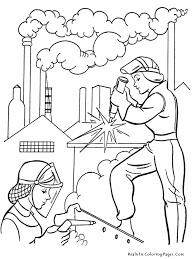 Small Picture Amazing Labor Day Coloring Pages 30 For Coloring Site with Labor