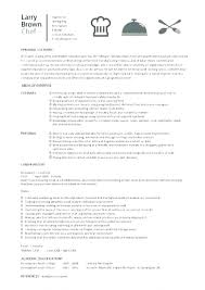 Line Cook Resume Inspiration Cook Resume Example Sous Chef Sample 48 48 Knowing Likewise For