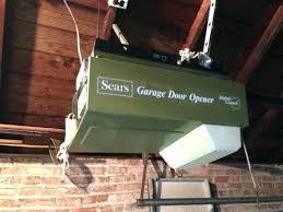 sears craftsman garage door opener manual sears craftsman garage door opener remote manual sears craftsman 1 2 hp garage door opener owners manual