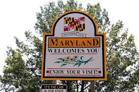 maryland weles you at the maryland pennsylvania border