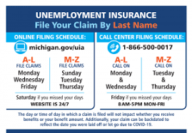 Depending on your situation, knowing the account number may speed up the processing of your. Unemployment Resources Aft Michigan