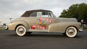 1948 Chevrolet Fleetmaster Indy Pace Car | S11 | Bob McDorman ...