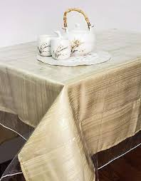 clear vinyl tablecloth protector durable dining tablecloth cover