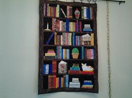 Bookshelf Quilt Pattern Awesome Projects From Bookshelf Quilt PAPER PIECING PATTERN Craftsy