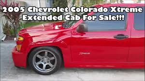 SOLD - 2005 Chevrolet Colorado Xtreme Extended Cab - YouTube
