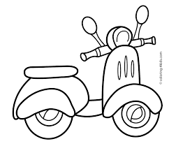 Small Picture Colouring Pages Of Vehicles FunyColoring