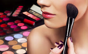 book a lesson with a professional makeup artist