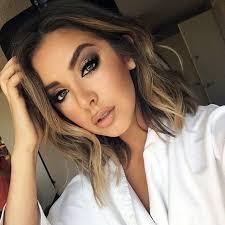 neutral glam makeup
