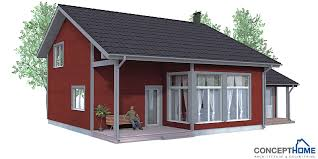 Small House plan CH   affordable building price and modest    House Plan CH   small houses   house plan photo ch