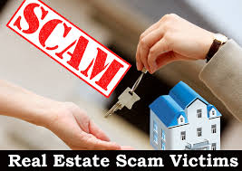 Image result for real estate scam