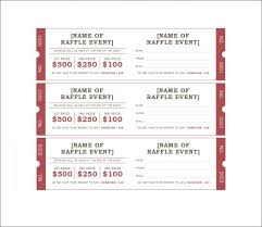 Draw Tickets Template Creative Design Samples For General Event Ticket Templates Clasmed