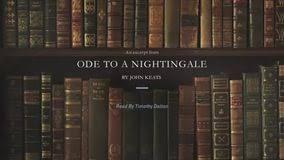 ode to a nightingale analysis essay life changing experience ode to a nightingale analysis essay