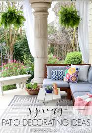 patio decorating ideas. Plain Patio There Is Nothing Quite As Wonderful Soaking Up The Spring Sunshine On A  Beautiful Patio Throughout Patio Decorating Ideas E