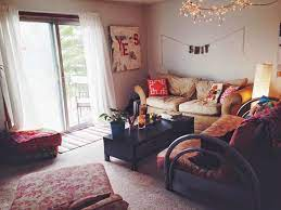cozy apartment decor college apartment