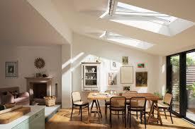 Wohnzimmer Renovieren Mit Velux Dachfenstern