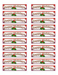Avery Holiday Label Avery Com Templates 5160 Labels 6 Avery Address Label