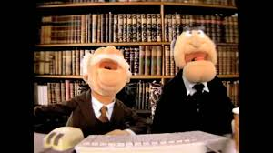 Muppet Voice Comparisons Statler and Waldorf - YouTube