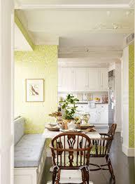 Contemporary Wallpaper Kitchen Designs