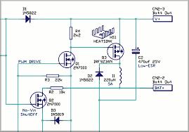 circuit diagram electronic circuit diagram analysis at Electronic Circuit Diagrams
